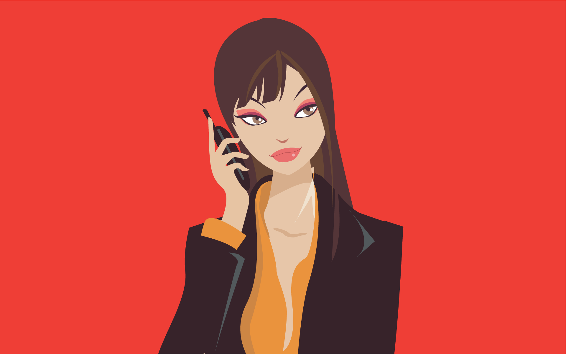 Call-only ads AdWords girl talking